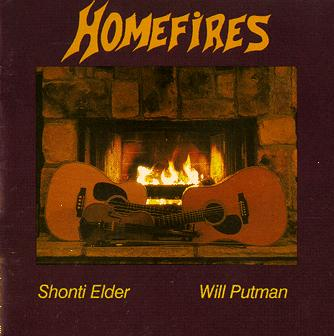 Homefires CD cover]